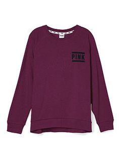 Limited Edition Gym Crew - PINK - Victoria's Secret from VS PINK