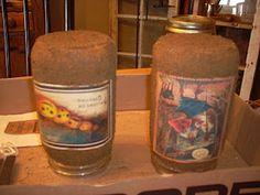 Grungy Jar Tutorial