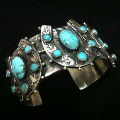 Horseshow Cuff Bracelet by Richard Schmidt