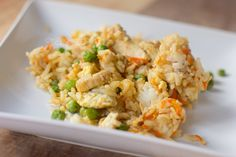 Dandelions on the Wall: Gluten, Dairy, and Soy Free Chicken Fried Rice
