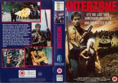 Interzone Science Fiction, Comedy, Action and Adventure feature directed by Deran Sarafian; released in United Kingdomon VHS videotape by Entertainment in Video. Warpaint Band, Corin Tucker, Meredith Graves, Carrie Brownstein, Natalie Off Duty, Annie Clark, Ray Donovan, Indie Scene, Science