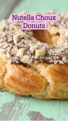 Fun Baking Recipes, Donut Recipes, Sweet Recipes, Snack Recipes, Dessert Recipes, Cooking Recipes, Just Desserts, Delicious Desserts, Yummy Food