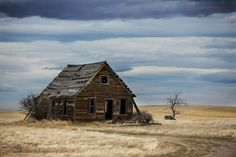 Another East Montana barn