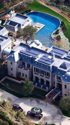 #Luxury#Mansions#Pools@Luxurydotcom: