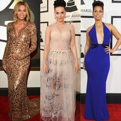 Loved the grammy dresses so fetch!