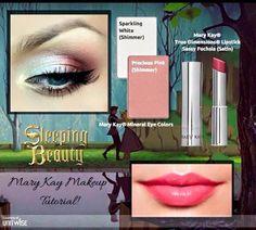 Princess Glamour; Sleeping Beauty www.marykay.com/michellewalters