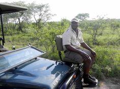 Safari, Kruger luonnonpuisto