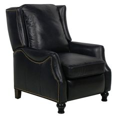 Have to have it. Barcalounger Ashton II Recliner  - Pearlized Black $1029.98