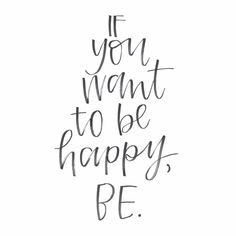 ROOLEE Paper Co. If you want to be happy, BE.