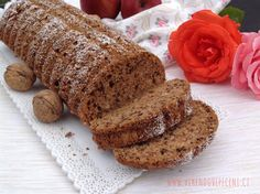 Bread And Pastries, Desert Recipes, No Bake Desserts, Food Hacks, Banana Bread, Deserts, Easy Meals, Food And Drink, Sweets