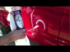 Dent Repair Using Endust Air