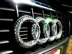 gonna bling my Audi TT logo! Audi 2017, Audi Tt, My Dream Car, Dream Cars, Allroad Audi, Girly Car, Car Racer, Car Logos, Audi Cars
