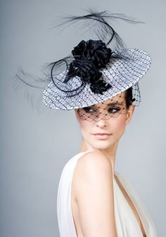Rachael Trevor Morgan - interesting veil