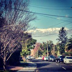 La Cordillera al despertar <3