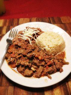 How to Cook Puntas De Filete a La Mexicana