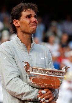La prensa francesa se rinde en bloque a Rafa Nadal IX, rey de Roland Garros