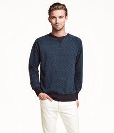 Sweatshirts str. m-L evt fra hm