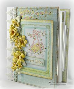 A Sweet Lullaby Baby Album...