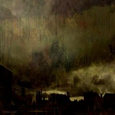 """Didier Cordy, """"Dark thoughts ...02"""" on ArtStack #didier-cordy #art"""