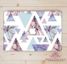 Sumer MacBook Case. MacBook Case. Top (printed) and Bottom (clear) Hard Plastic MacBook Case