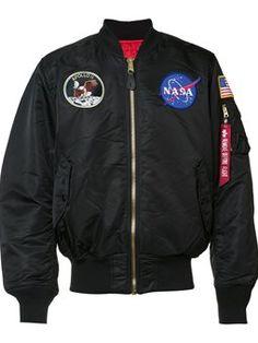 'Apollo MA-1' flight jacket