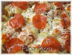 Los Inventos de Lisa: Papa Pizza