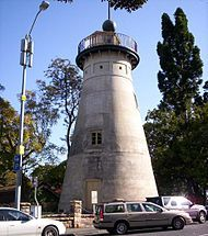 Brisbane - The old Windmill in Wickham Park built by convicts in 1824 - Wikipedia, the free encyclopedia