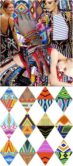 LEFASHION-EZTEXTILES-TRIBAL-TREND-BOARD.jpg (580×1308)
