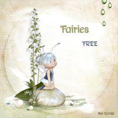 Bel Scrap: Kit, Fairies