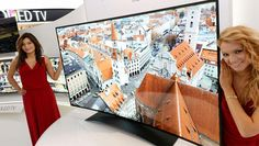 LG launched the world's first 4K OLED TV in India starting from Rs 3,84,900 on Today New Trend http://www.todaynewtrend.com