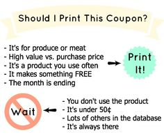 If you are just getting started on your coupon journey, you might be overwhelmed by the number of read more