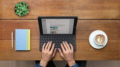Logitech's new iPad keyboard case has a four-year battery life