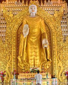 Golden Buddha, Georgetown, Penang, Malaysia
