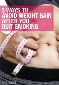 If you're worrried about putting on a few pounds, just follow these tips.