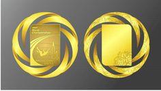 Diseño medallas Moscu 2013, mundiales de atletismo, IAAF WORLD CHAMPIONSHIPS, Moscow