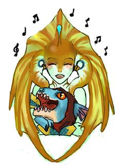 #Dota2 - sing em a sweet lullaby siren by spidercandy.deviantart.com on @deviantART