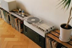 .room for a record player