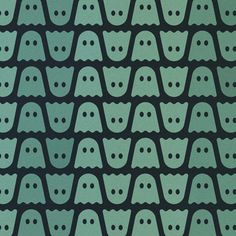ghostly international: anniversary poster