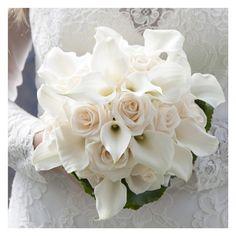 bouquet da sposa rose e calle - foto di matrimonio www.maisonstudio.it ©