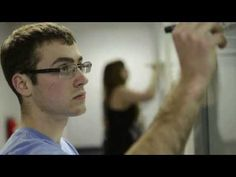 Kellogg Community College alumnus Kevin Schmitt, a graduate student studying molecular biology at Eastern Michigan University, discusses the benefits of studying math and science at KCC. Background music courtesy of Jason Shaw of audionautix.com.