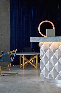 lNTERIOR DESIGN PROJECTS   ODDSSON Hotel in Reykjavík, contemporary design  http://bocadolobo.com/ #interiordesignprojects #moderninterioriving
