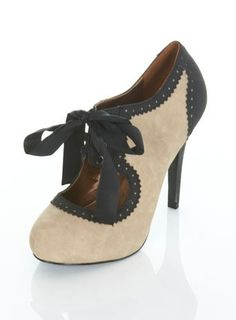 Cute heels , definitely want .