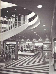 Joseph Magnin, Stonestown, San Francisco, CA -- spent many hours shopping there.