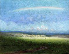 Архип Иванович Куинджи (1841-1910) После дождя. Радуга Государственный музей изобразительных искусств Республики Татарстан, Казань