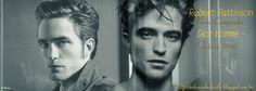 Robcecadas: [Post Fixo] Robert Pattinson: Campanha Outono 2016 - Dior Homme