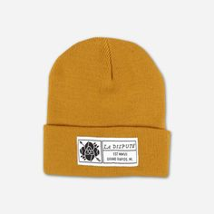 La Dispute Patch Beanies - La Dispute - Hello Merch