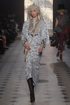 Vivienne Westwood AW 14/15 Gold Label