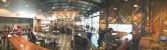 Whole Foods custom design and build space. Photo cred: Erin Cuff.