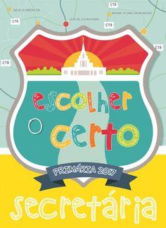 Meninas, A Caroline Medeiros Santiago Pascon Duarte (Santo André-SP) fez capas para agendas para cada membro da presidência com o tema do...