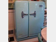 Tall Cabinet Storage, Locker Storage, Vintage Fridge, Lockers, Furniture, Home Decor, Decoration Home, Room Decor, Locker